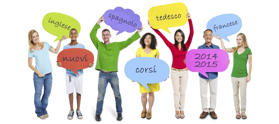 nuovi corsi di lingua new europe