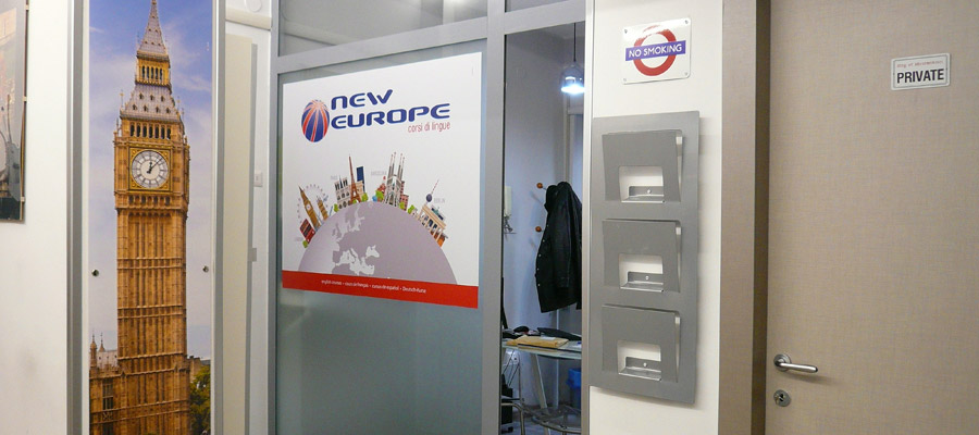 pannelli scuola lingue neweurope